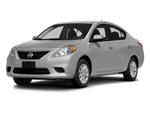 2014 Nissan Versa Vehicle Photo in Bowie, MD 20716