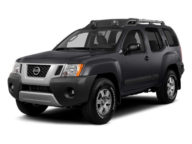2014 Nissan Xterra Vehicle Photo in Columbia, TN 38401