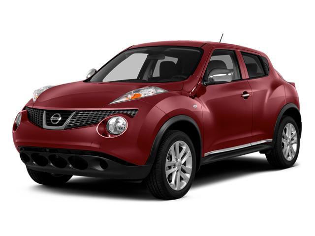 2014 Nissan JUKE Vehicle Photo in Houston, TX 77090