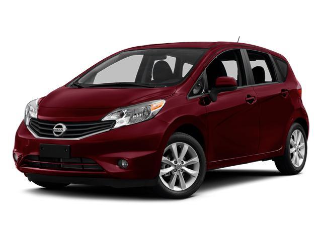 2014 Nissan Versa Note Vehicle Photo in Beaufort, SC 29906