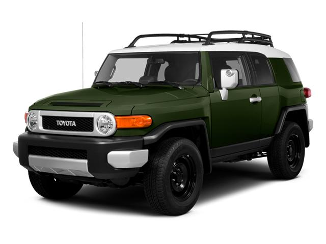 2014 Toyota FJ Cruiser Vehicle Photo in Englewood, CO 80113
