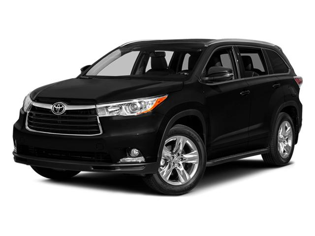 2014 Toyota Highlander Vehicle Photo in Oak Lawn, IL 60453-2517