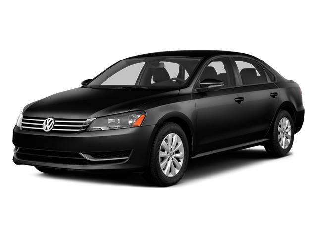 2014 Volkswagen Passat Vehicle Photo in San Antonio, TX 78230