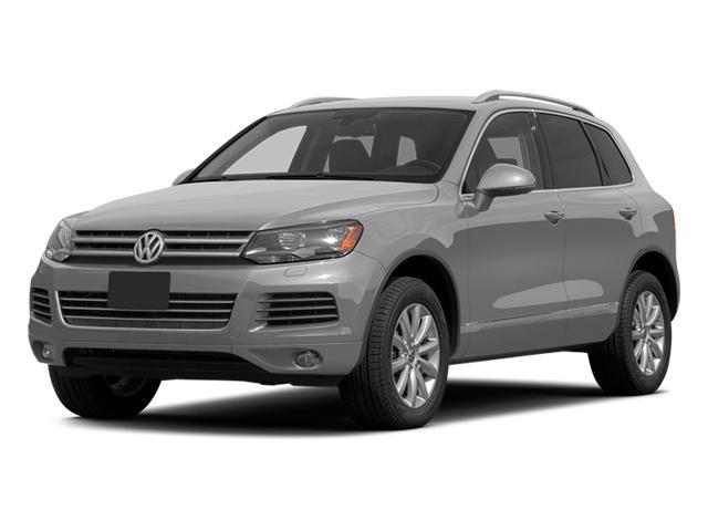 2014 Volkswagen Touareg Vehicle Photo in Greensboro, NC 27405