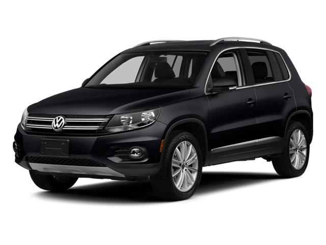 2014 Volkswagen Tiguan Vehicle Photo in San Antonio, TX 78257