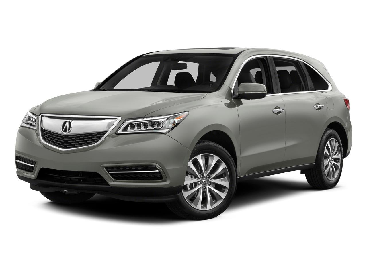 2015 Acura MDX Vehicle Photo in Pleasanton, CA 94588