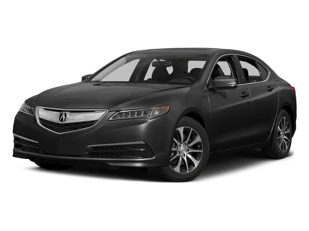 2015 Acura TLX Vehicle Photo in Moon Township, PA 15108