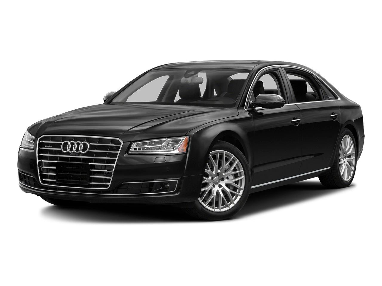 2015 Audi A8 L Vehicle Photo in Fort Worth, TX 76116