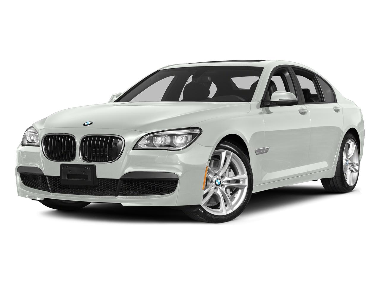 2015 BMW 750Li Vehicle Photo in Pleasanton, CA 94588