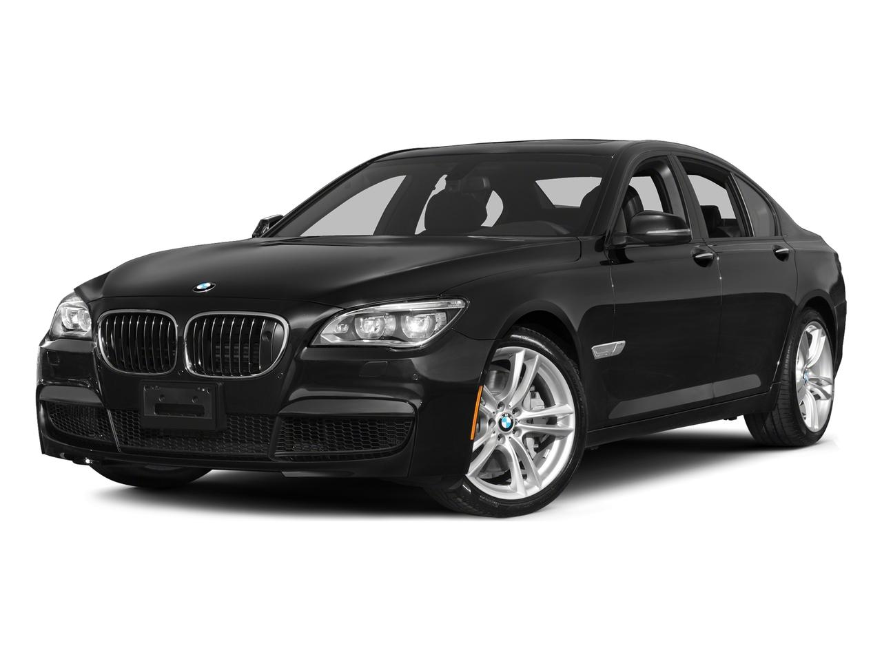 2015 BMW 750Li xDrive Vehicle Photo in Detroit, MI 48207