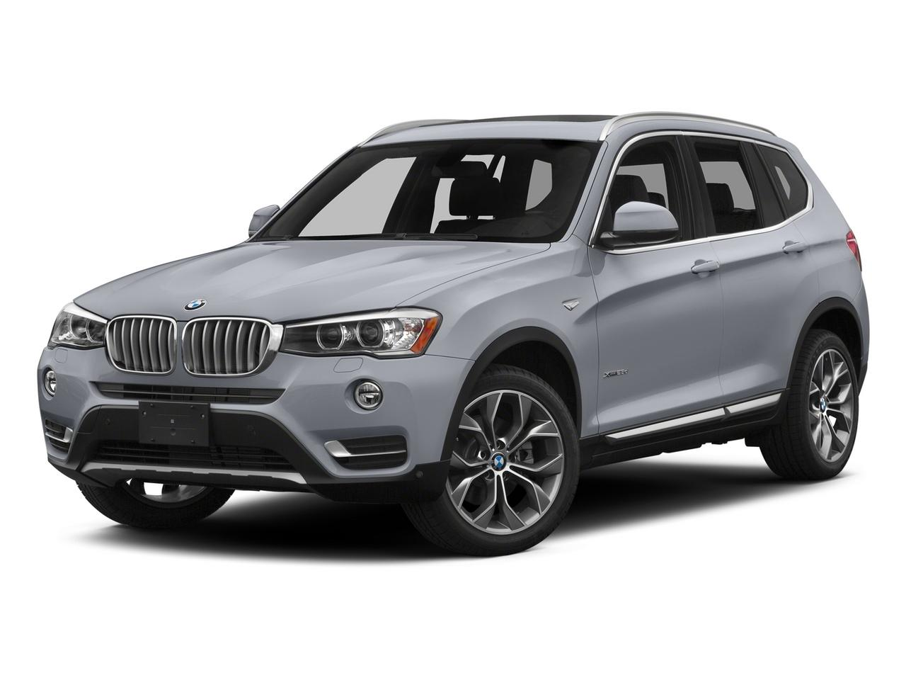 2015 BMW X3 xDrive28i Vehicle Photo in Spokane, WA 99207
