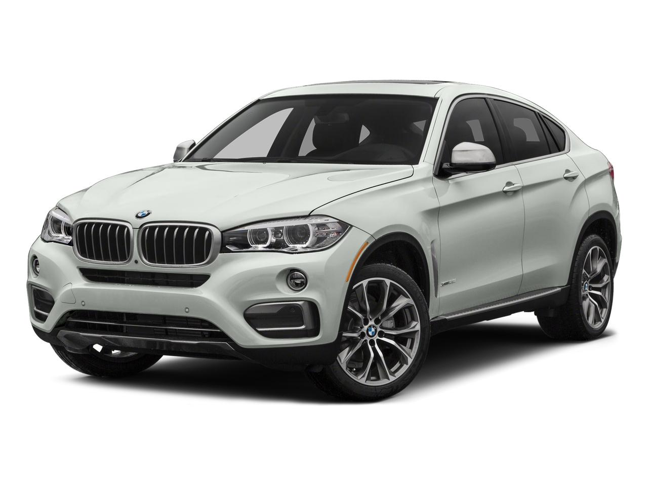 2015 BMW X6 xDrive35i Vehicle Photo in Portland, OR 97225