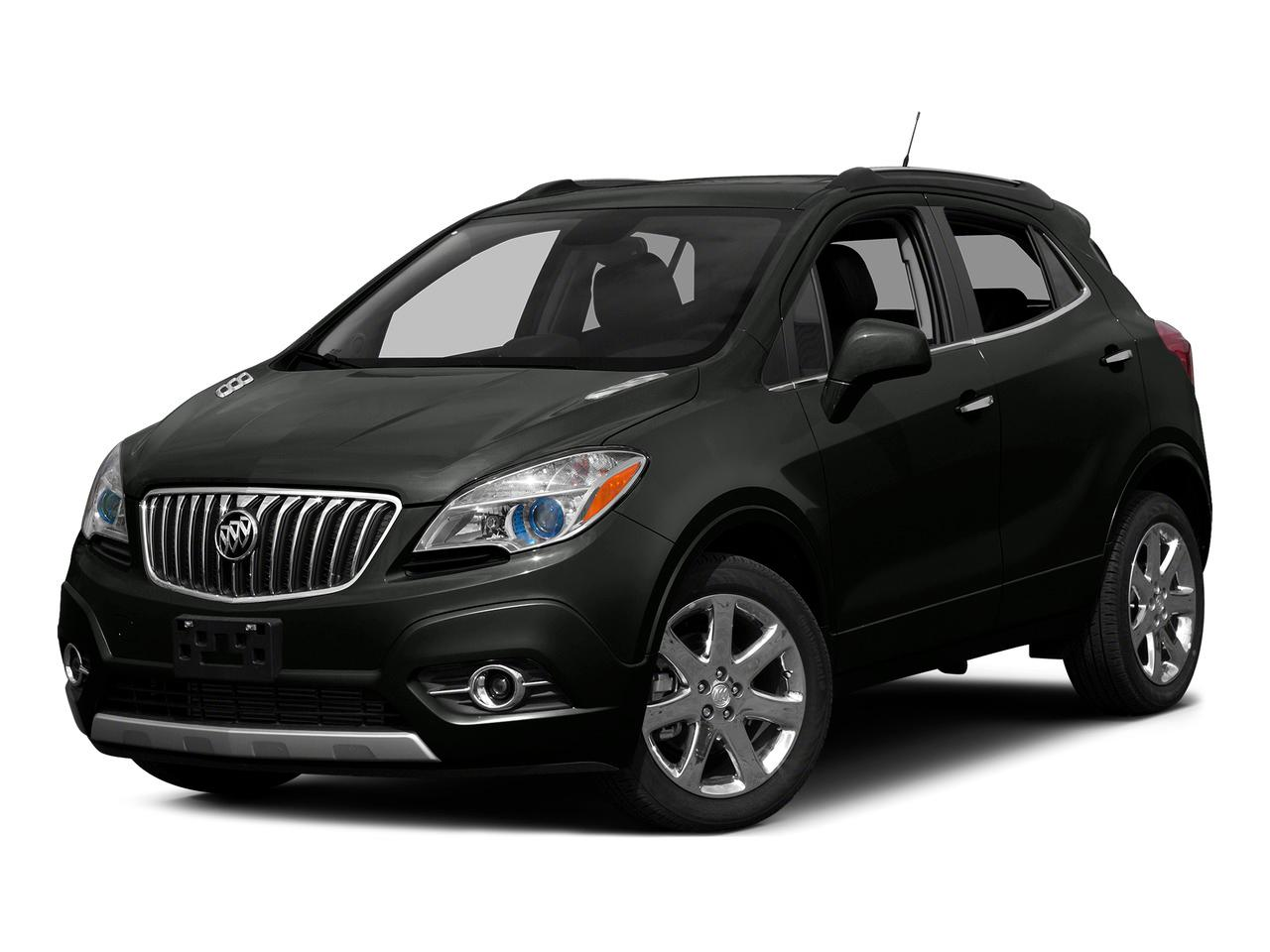 2015 Buick Encore Vehicle Photo in Joliet, IL 60586