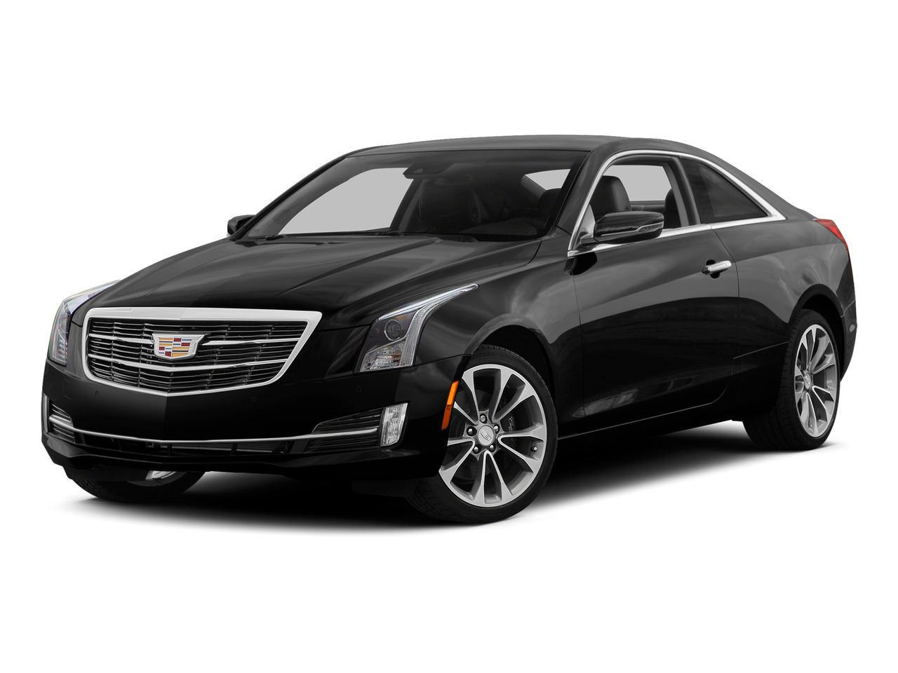 2015 Cadillac ATS Coupe Vehicle Photo in Gainesville, TX 76240