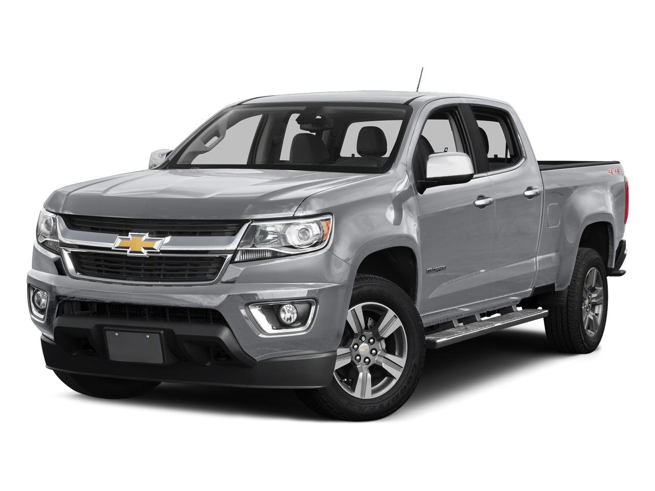 2015 Chevrolet Colorado Vehicle Photo in Brownsville, TX 78520
