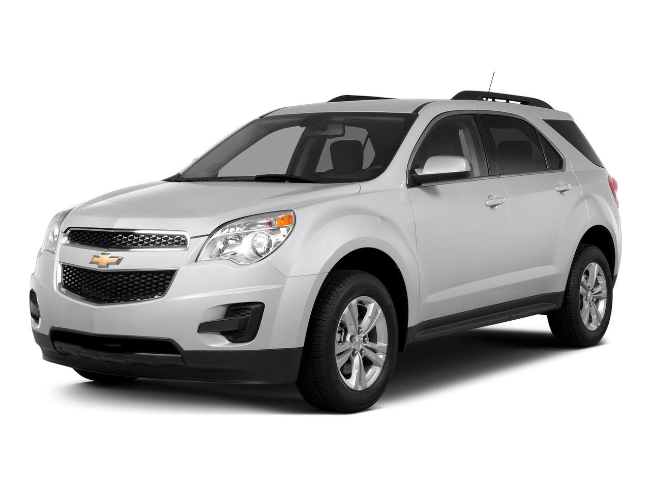 2015 Chevrolet Equinox Vehicle Photo in San Angelo, TX 76901