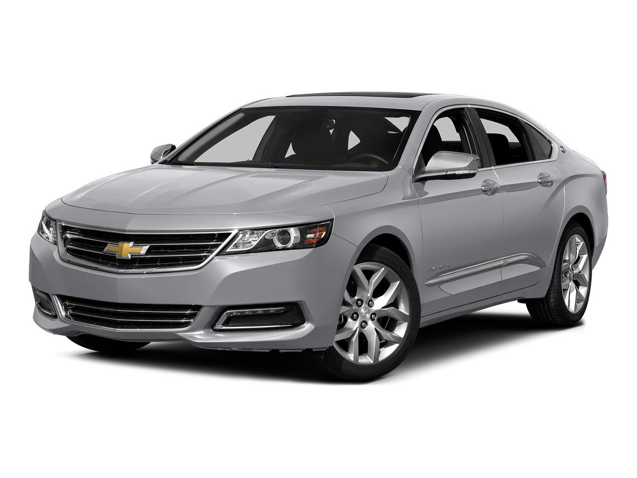 2015 Chevrolet Impala Vehicle Photo in Manhattan, KS 66502