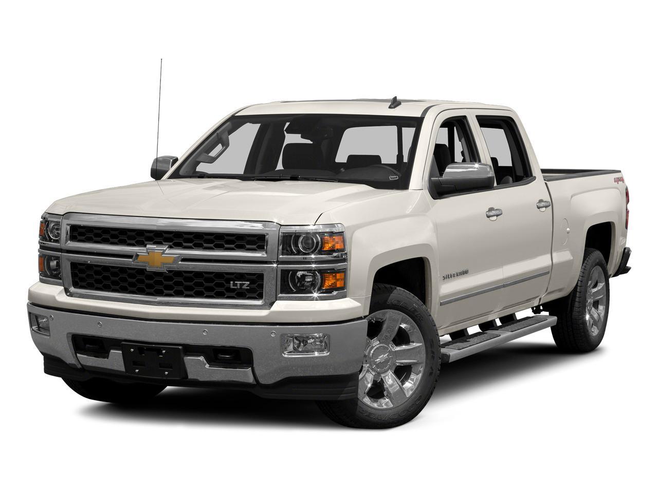 2015 Chevrolet Silverado 1500 Vehicle Photo in Odessa, TX 79762
