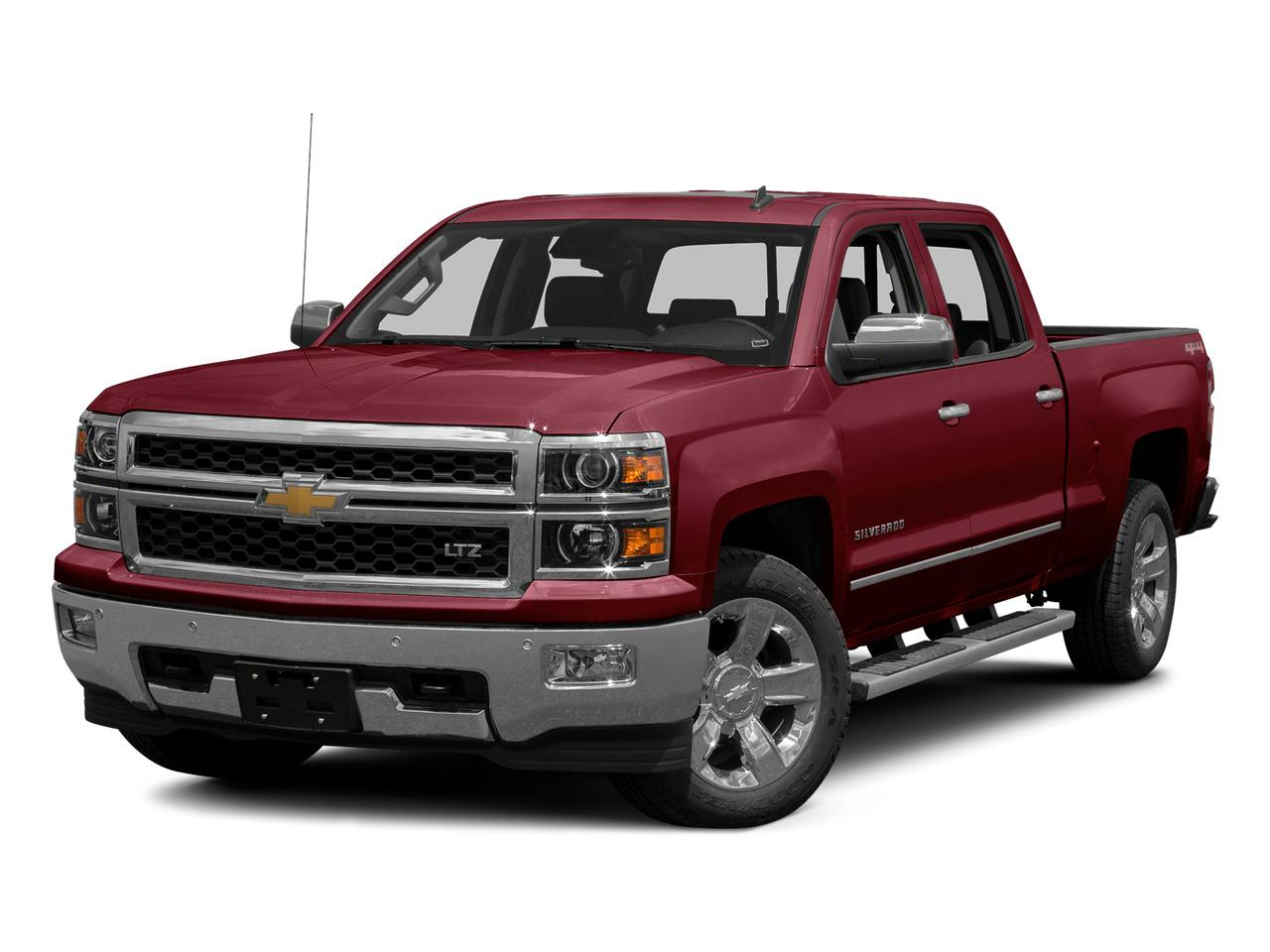 2015 Chevrolet Silverado 1500 Vehicle Photo in San Antonio, TX 78257