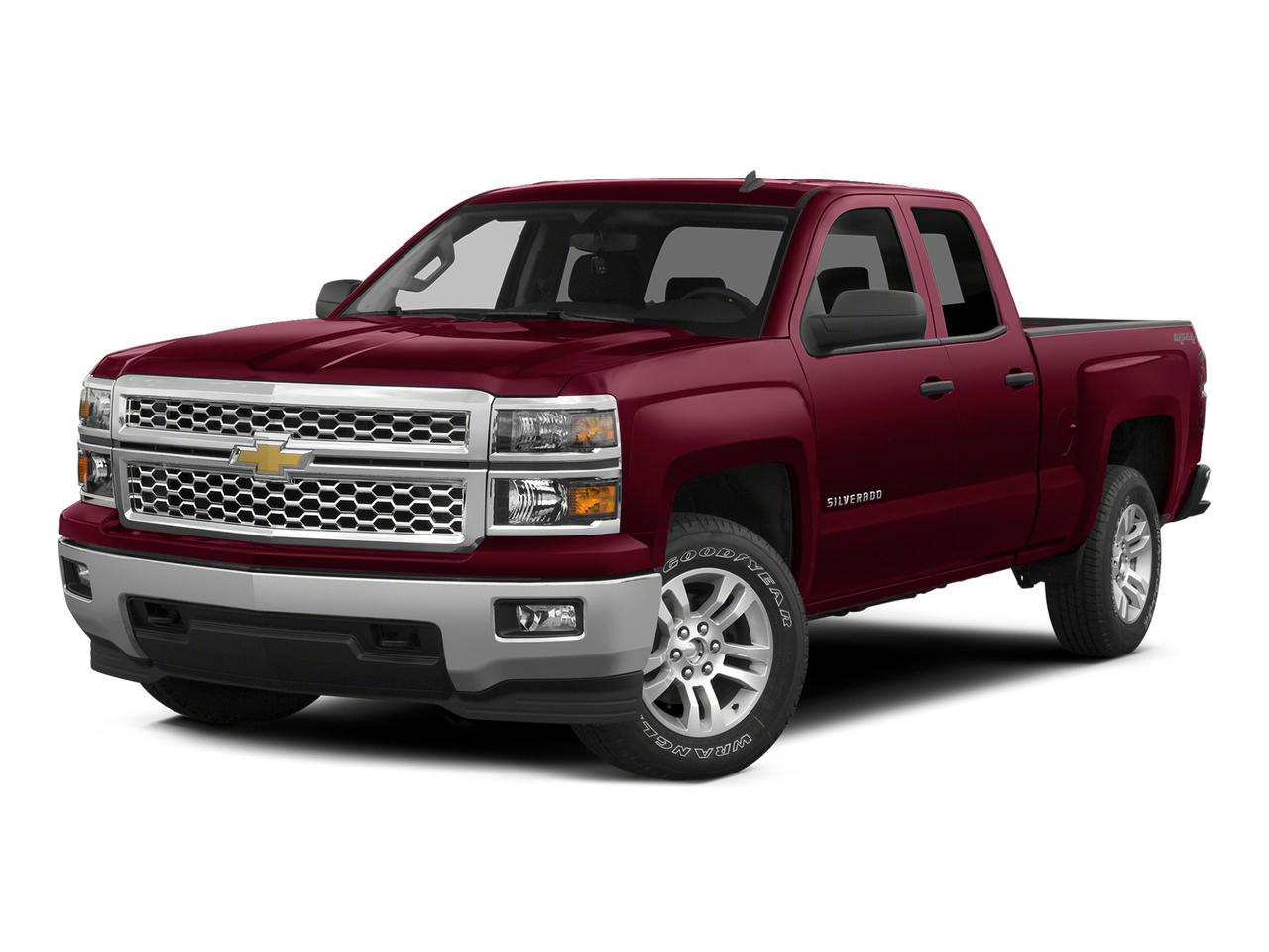 2015 Chevrolet Silverado 1500 Vehicle Photo in Joliet, IL 60586