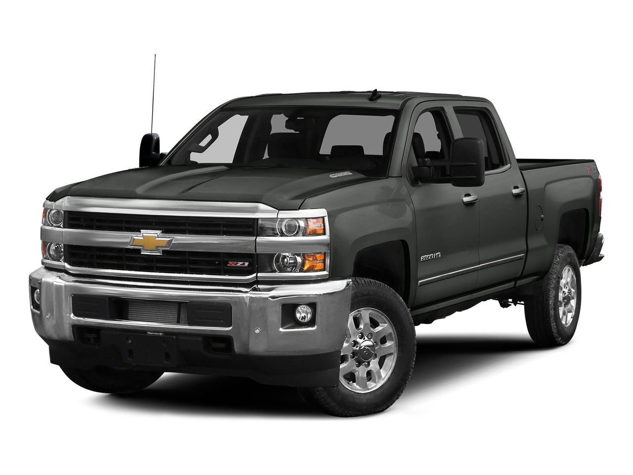 2015 Chevrolet Silverado 2500HD Built After Aug 14 Vehicle Photo in Champlain, NY 12919