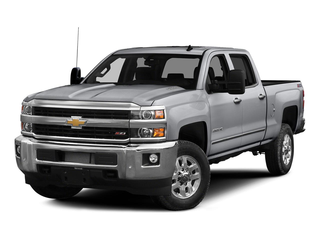 2015 Chevrolet Silverado 2500HD Built After Aug 14 Vehicle Photo in San Angelo, TX 76903
