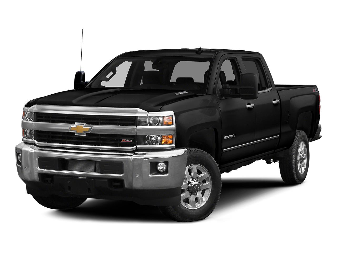 2015 Chevrolet Silverado 2500HD Built After Aug 14 Vehicle Photo in Joliet, IL 60586