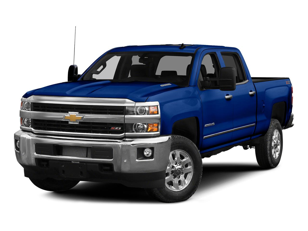 2015 Chevrolet Silverado 2500HD Vehicle Photo in Bend, OR 97701