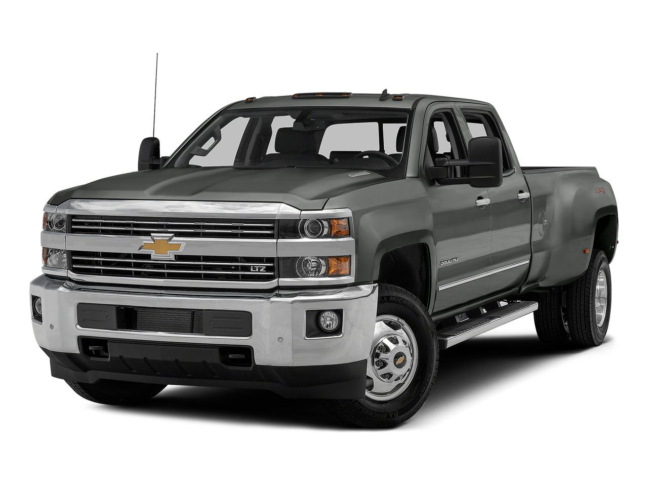 2015 Chevrolet Silverado 3500HD Built After Aug 14 Vehicle Photo in South Portland, ME 04106