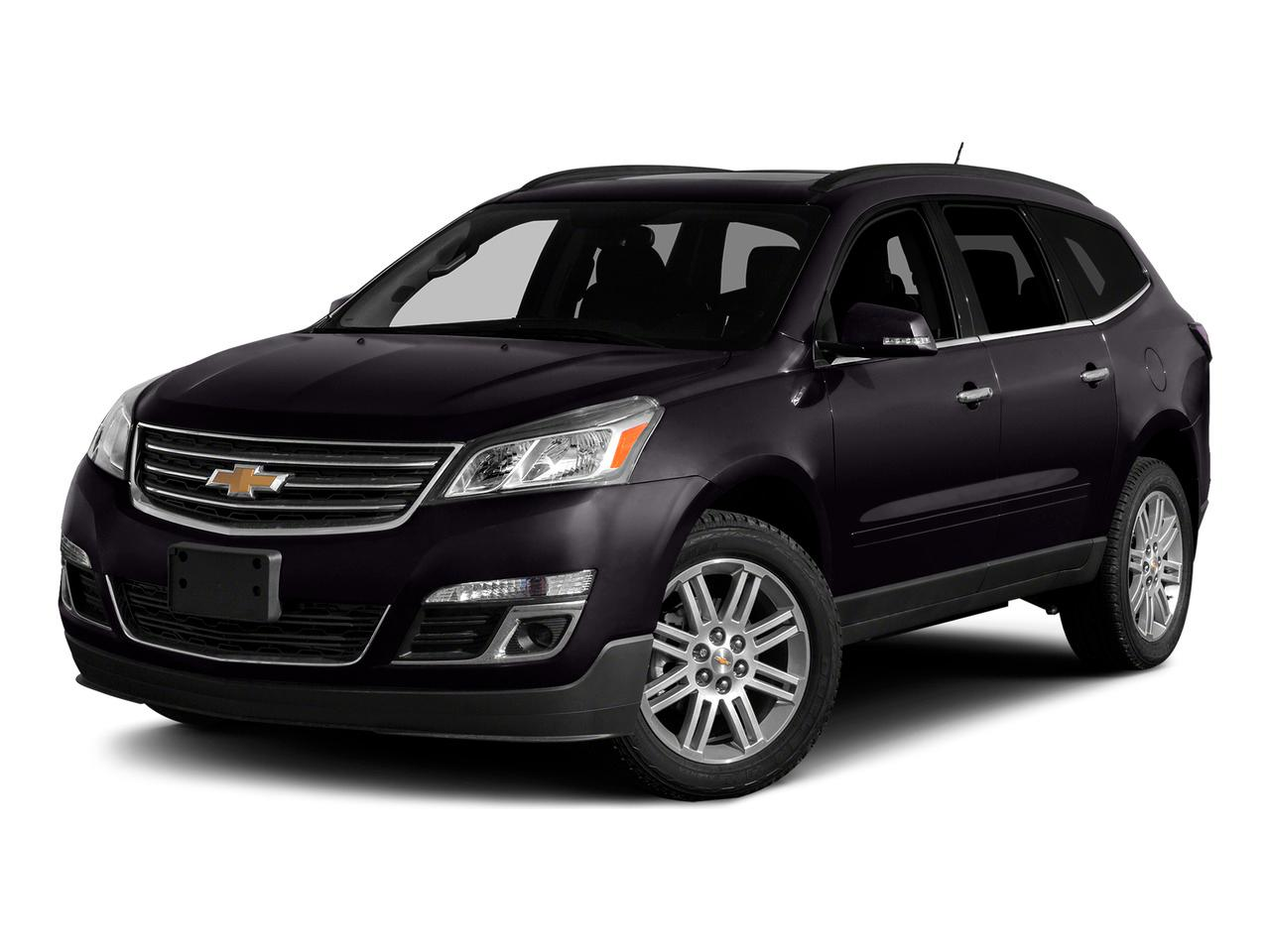 2015 Chevrolet Traverse Vehicle Photo in Honolulu, HI 96819