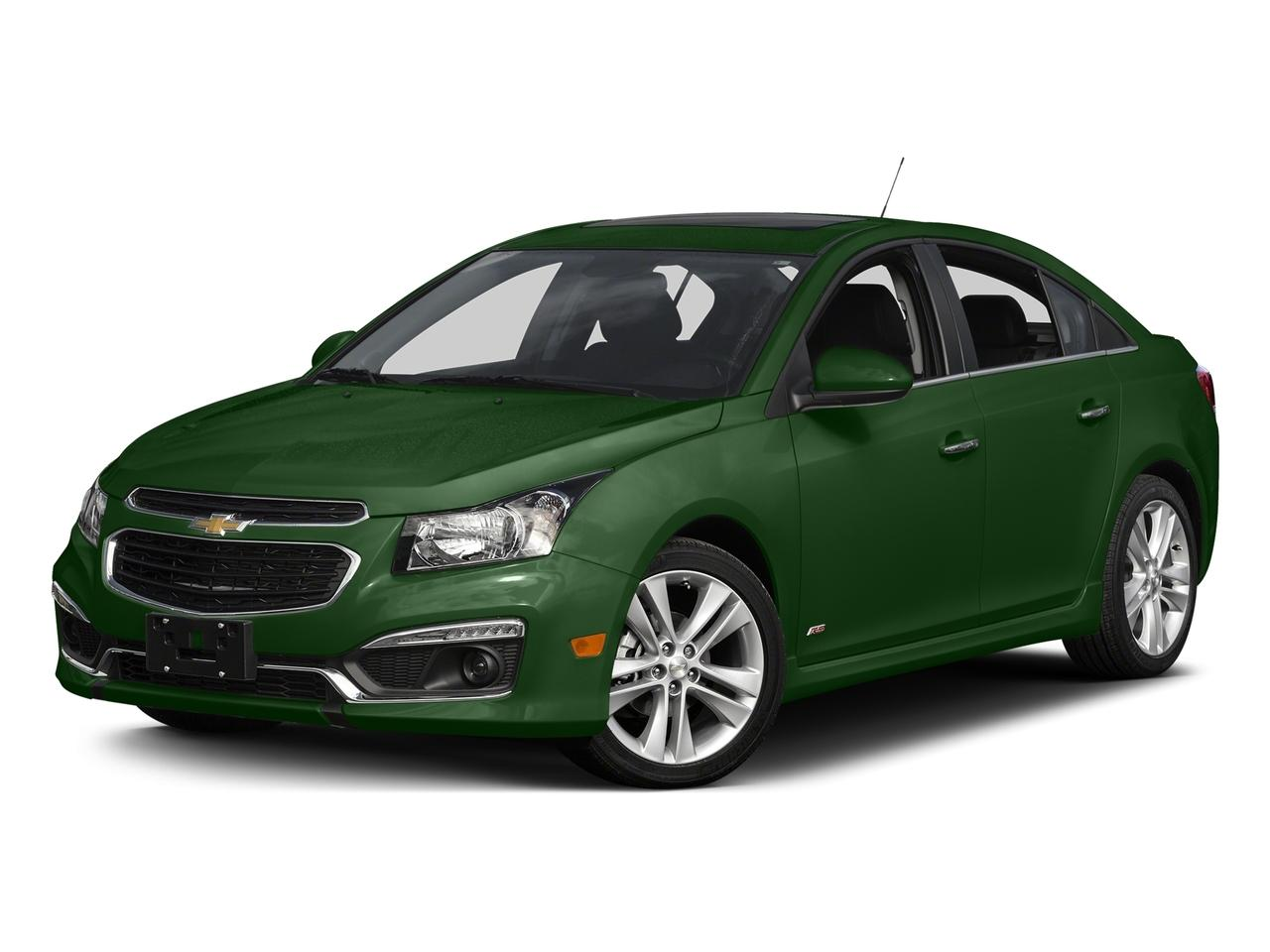 2015 Chevrolet Cruze Vehicle Photo in Safford, AZ 85546