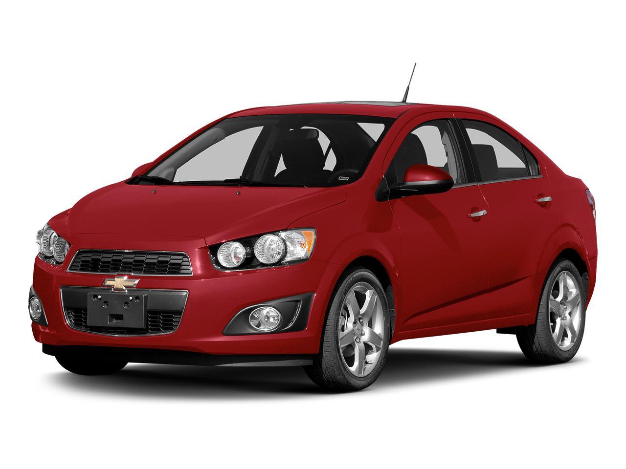 2015 Chevrolet Sonic Vehicle Photo in Ocala, FL 34474