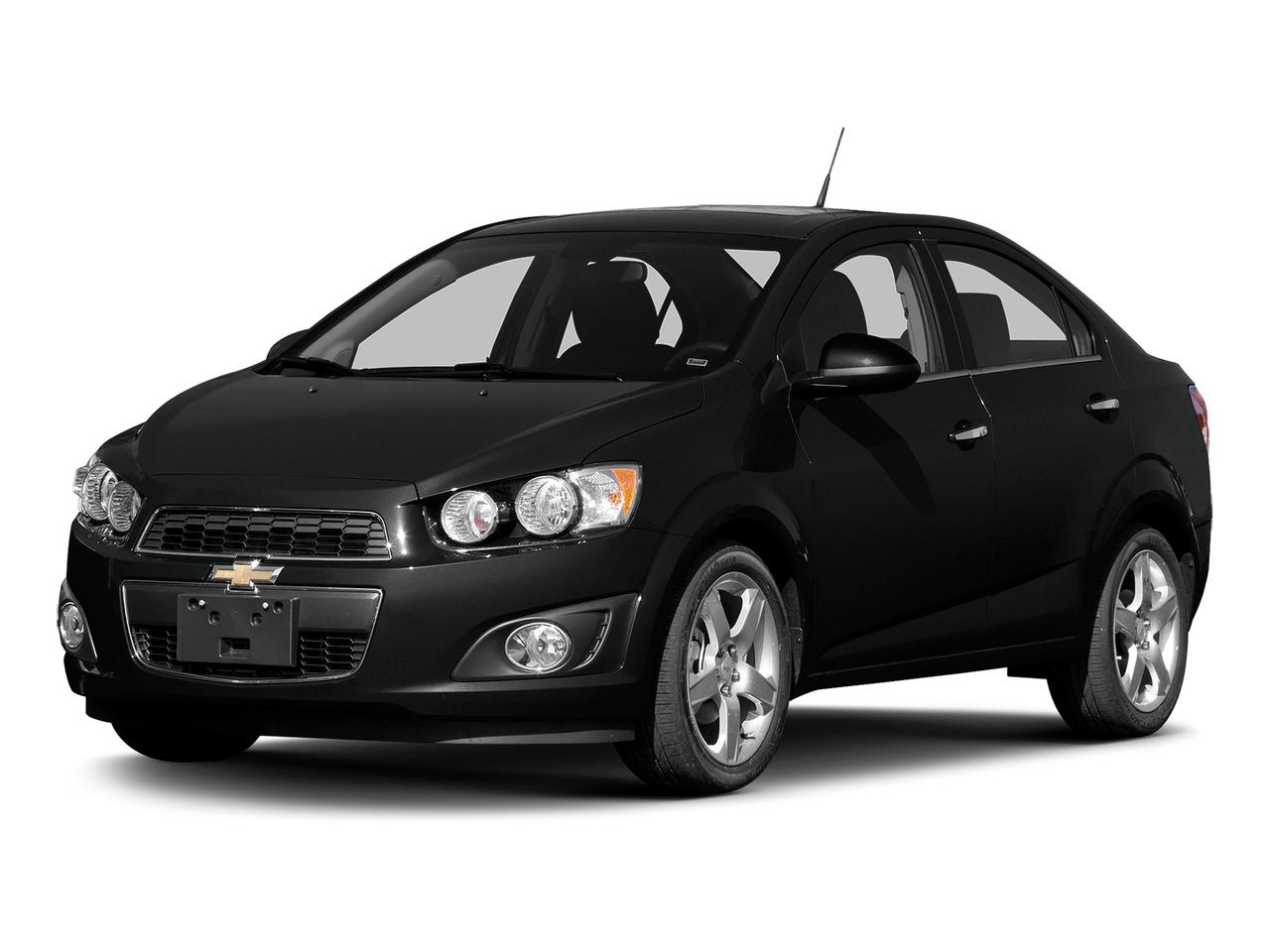 2015 Chevrolet Sonic Vehicle Photo in Boonville, IN 47601