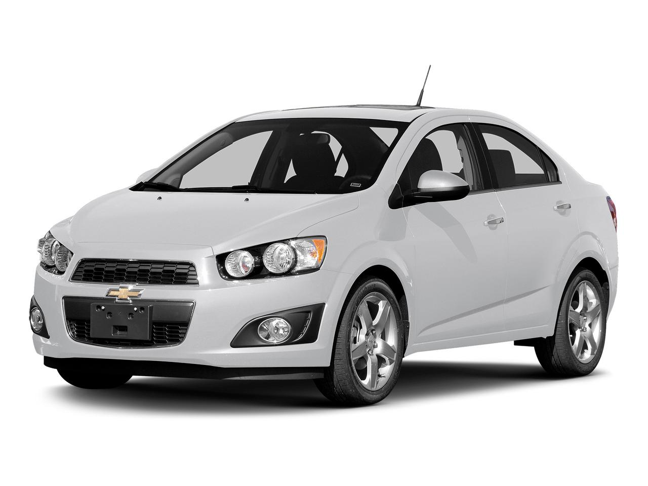 2015 Chevrolet Sonic Vehicle Photo in Colorado Springs, CO 80905