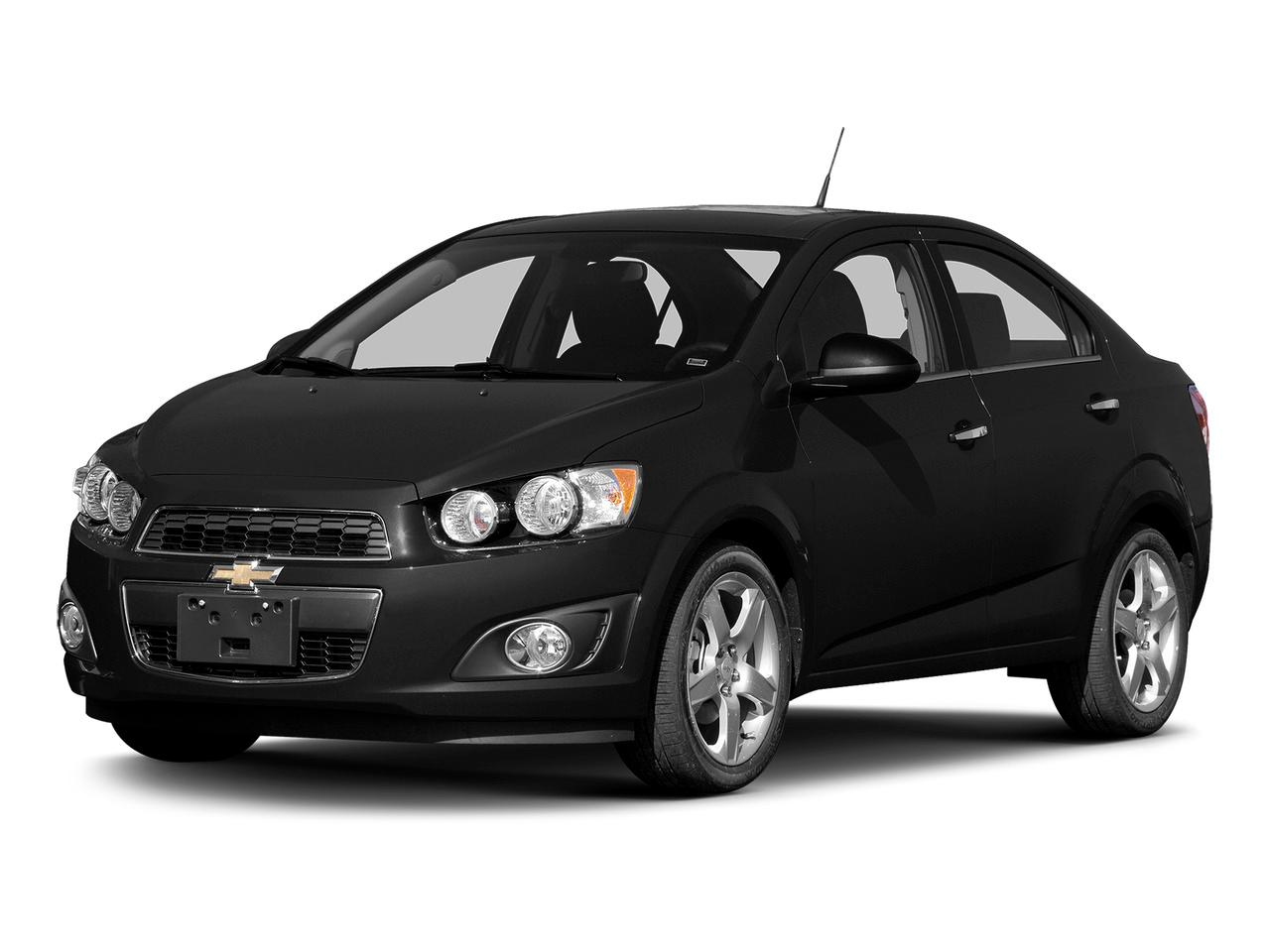 2015 Chevrolet Sonic Vehicle Photo in Rockville, MD 20852