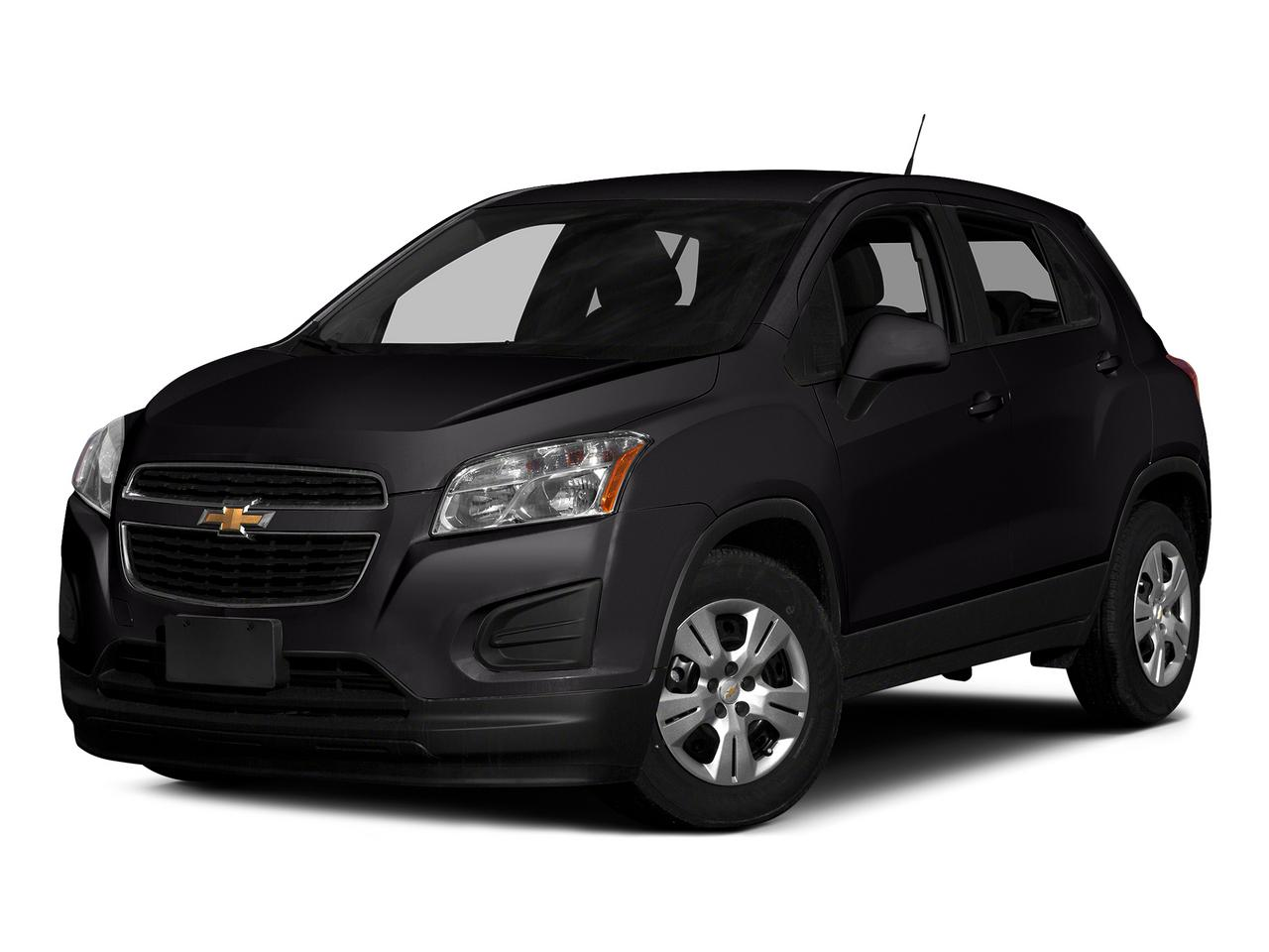 2015 Chevrolet Trax Vehicle Photo in Akron, OH 44320