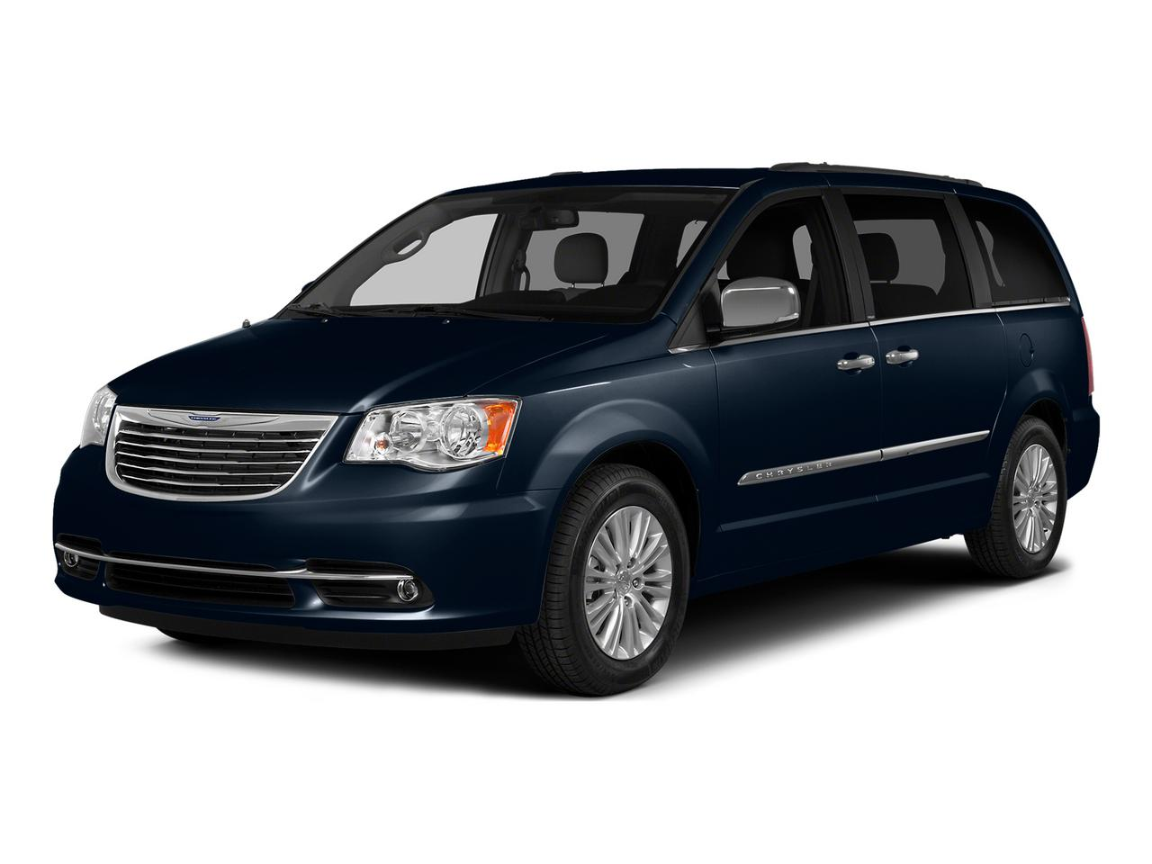 2015 Chrysler Town & Country Vehicle Photo in Plainfield, IL 60586