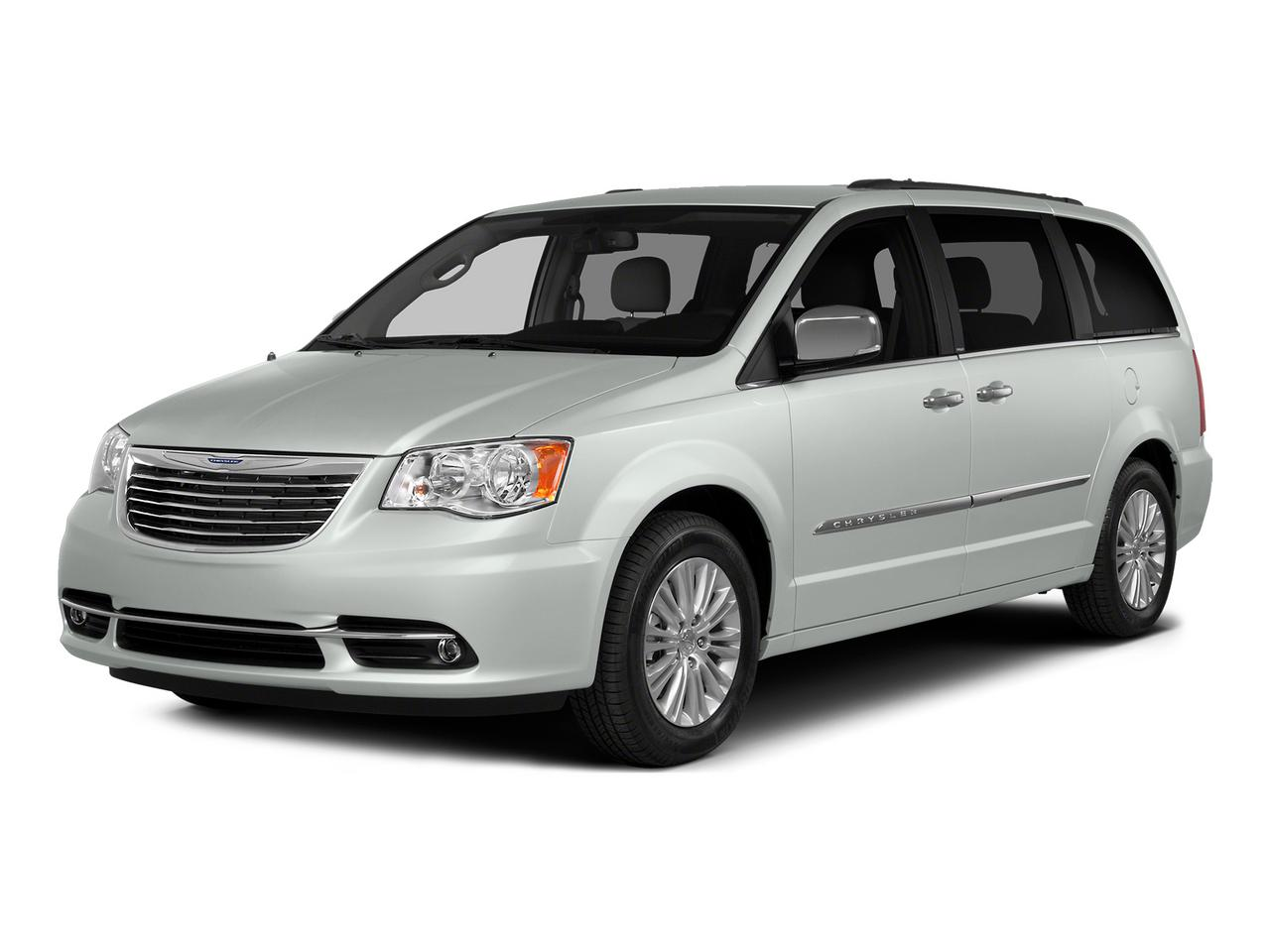 2015 Chrysler Town & Country Vehicle Photo in Tulsa, OK 74133