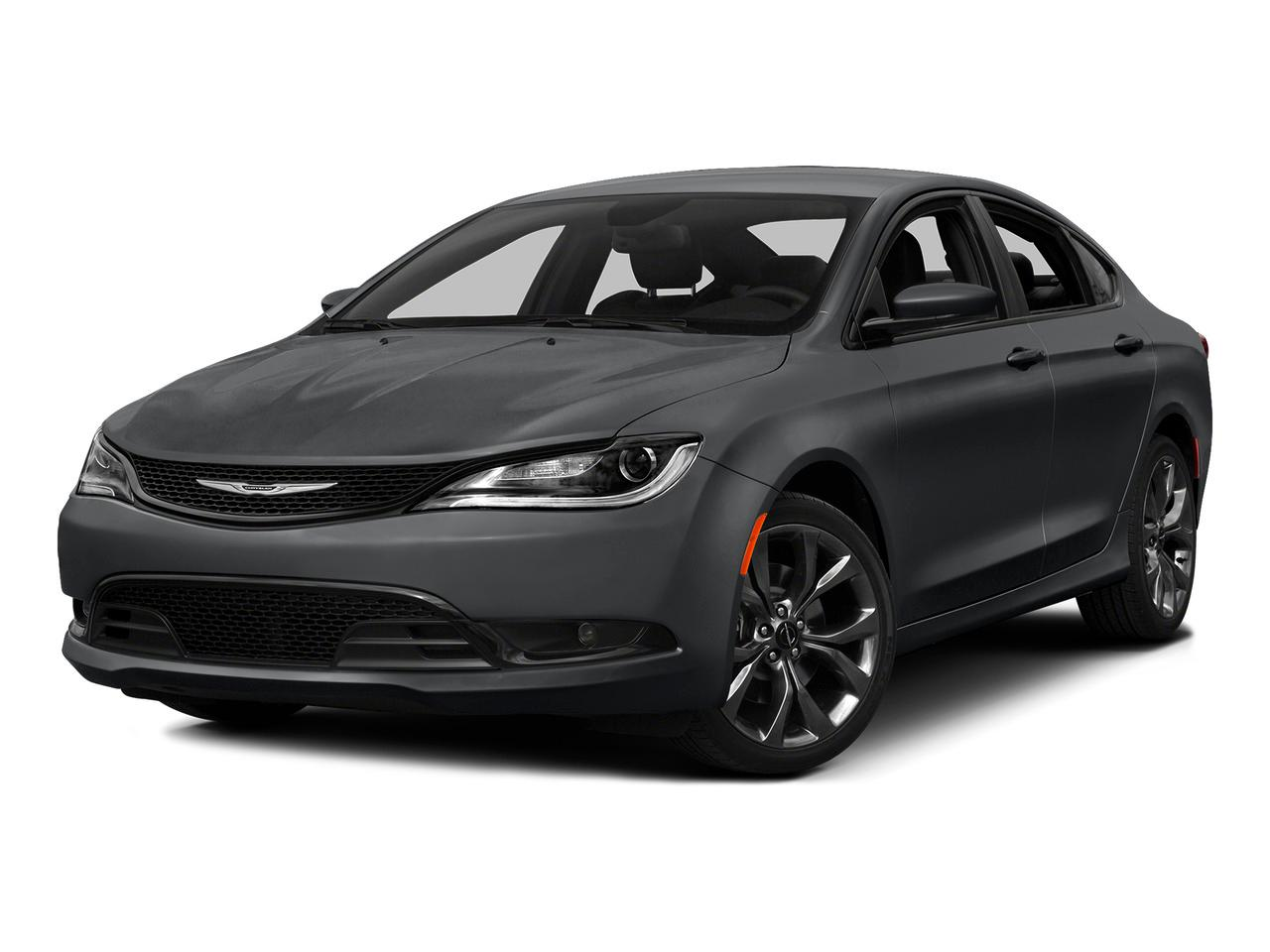 2015 Chrysler 200 Vehicle Photo in Medina, OH 44256
