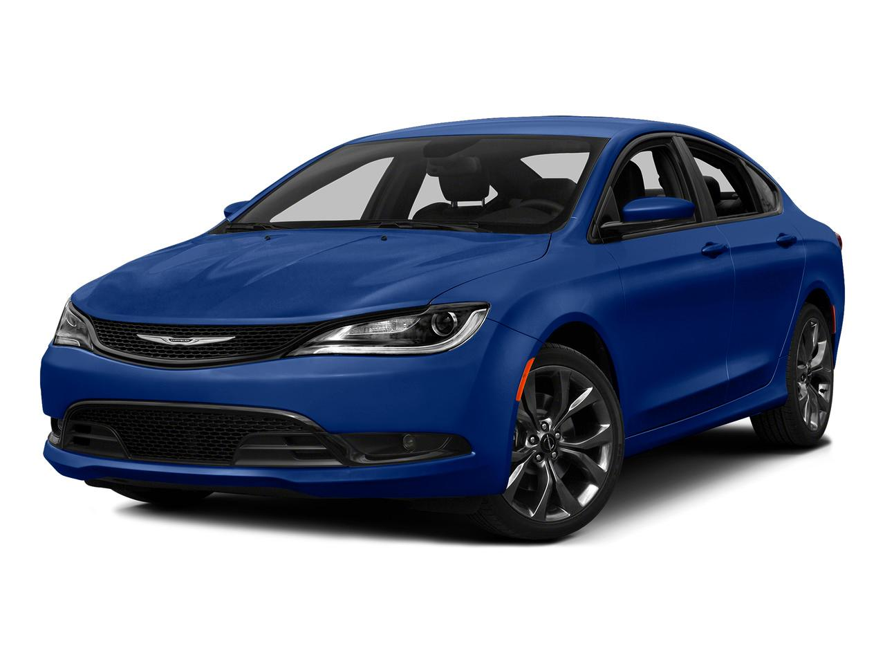 2015 Chrysler 200 Vehicle Photo in Pittsburgh, PA 15226