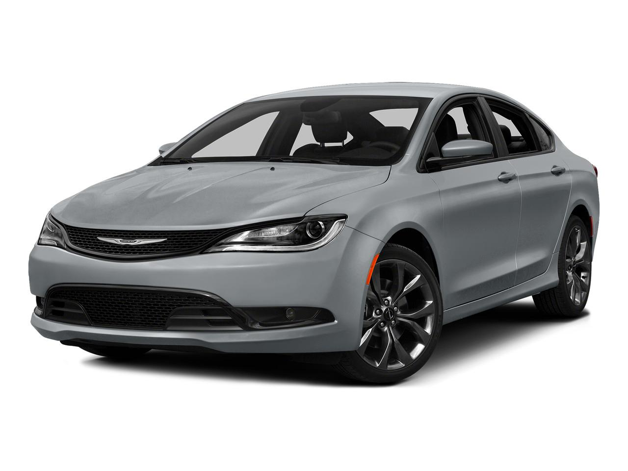 2015 Chrysler 200 Vehicle Photo in Concord, NC 28027
