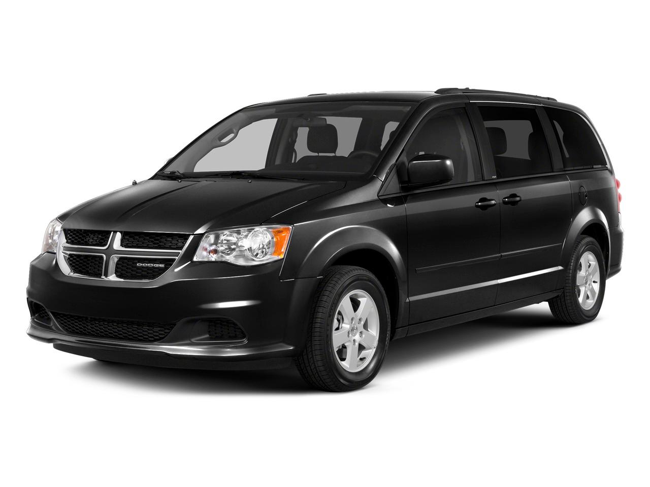 2015 Dodge Grand Caravan Vehicle Photo in Manassas, VA 20109