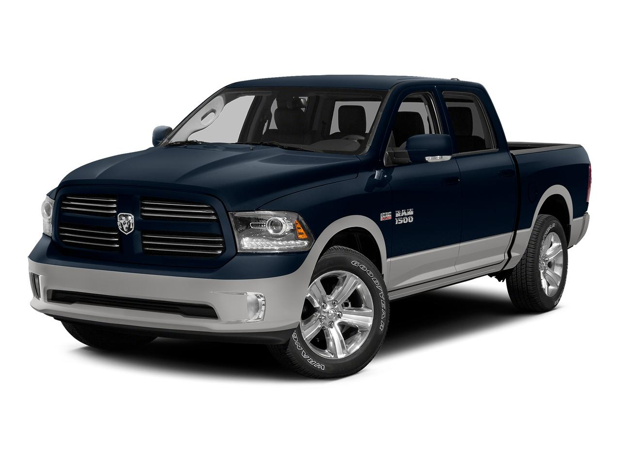 2015 Ram 1500 Vehicle Photo in Independence, MO 64055