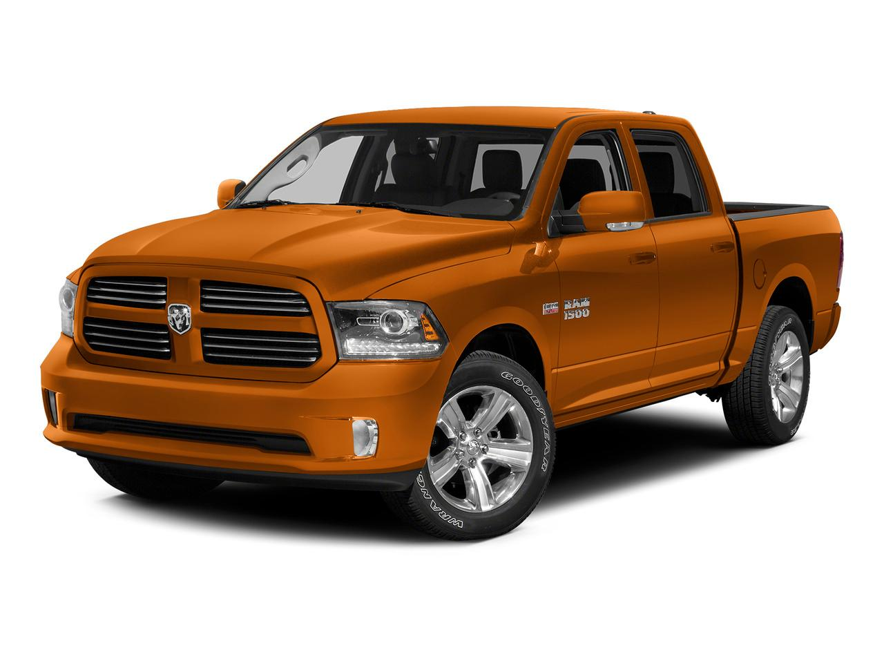 2015 Ram 1500 Vehicle Photo in Akron, OH 44312