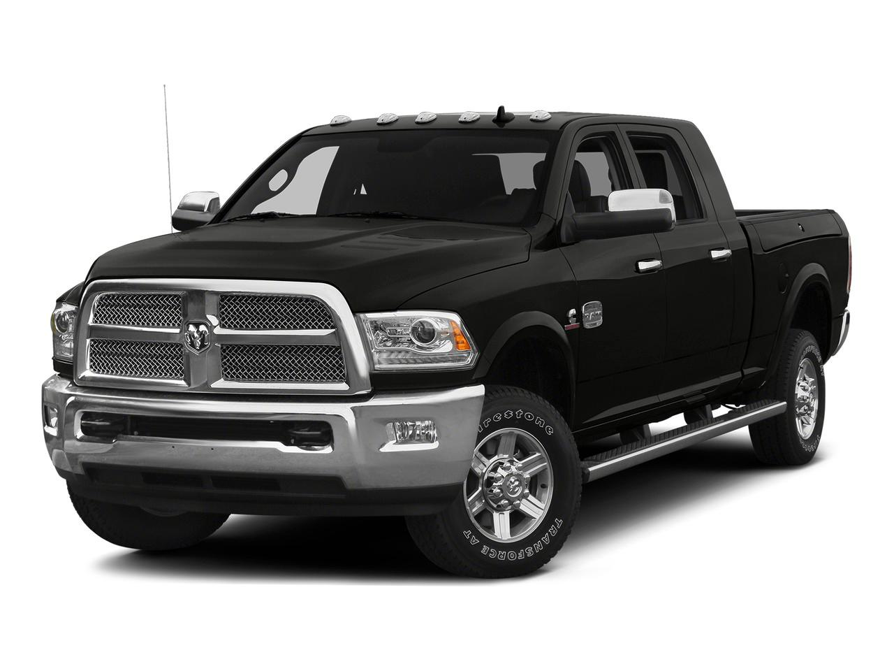 2015 Ram 2500 Vehicle Photo in Redding, CA 96002
