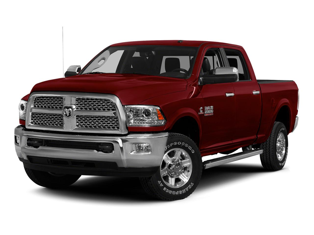 2015 Ram 2500 Vehicle Photo in Casper, WY 82609
