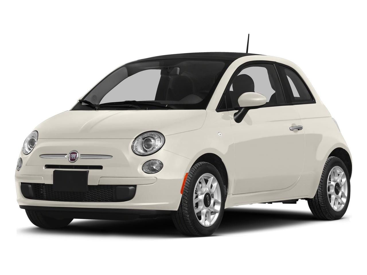 2015 FIAT 500 Vehicle Photo in Cary, NC 27511