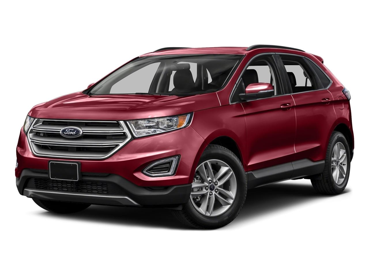 2015 Ford Edge Vehicle Photo in Lawrence, KS 66046
