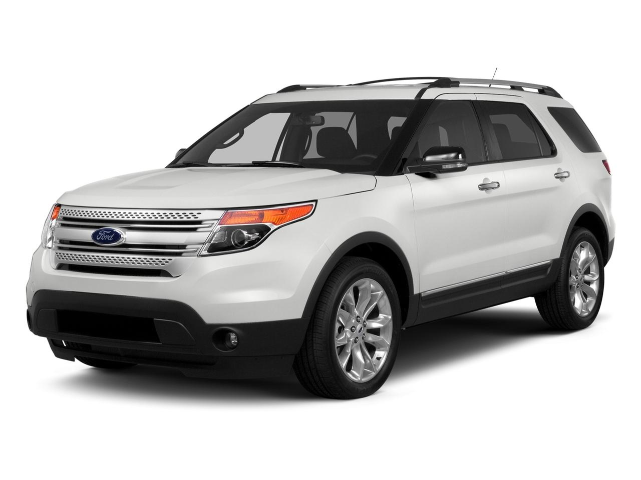 2015 Ford Explorer Vehicle Photo in San Angelo, TX 76901