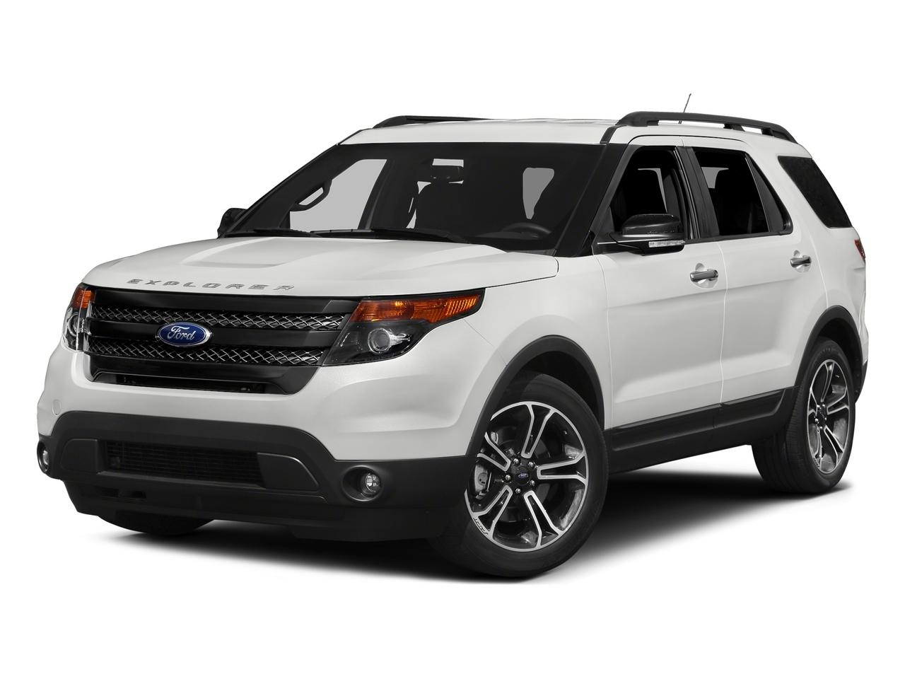2015 Ford Explorer Vehicle Photo in Joliet, IL 60586